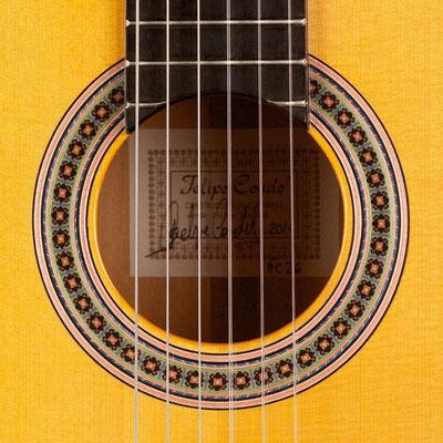 Felipe Conde 2014 - Guitar 6 - Photo 3