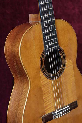 Santos Hernandez 1925 - Guitar 3 - Photo 3