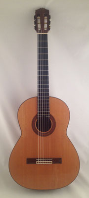 Arcangel Fernandez 1969 - Guitar 1 - Photo 1