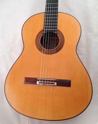 Manuel Reyes 1974 - Guitar 4 - Photo 8