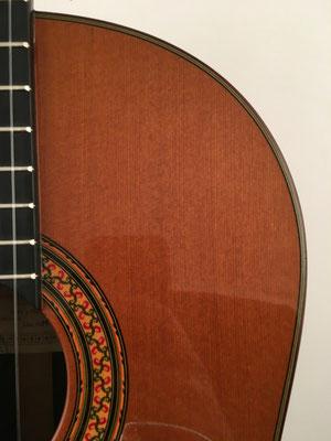 Arcangel Fernandez 1989 - Guitar 1 - Photo 5