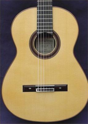 Antonio Marin Montero 2007 - Guitar 2 - Photo 1