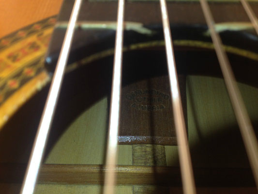 Gerundino Fernandez 1987 - Guitar 1 - Photo 25