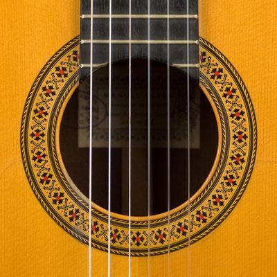 Manuel Reyes 1981 - Guitar 3 - Photo 7