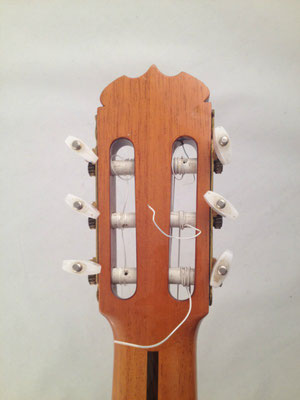 Jose Ramirez 1999- Guitar 1 - Photo 5