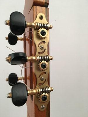 Manuel Reyes Hijo 2001 - Guitar 4 - Photo 3