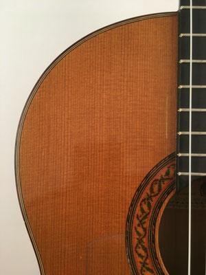 Gerundino Fernandez 1976 - Guitar 3 - Photo 4