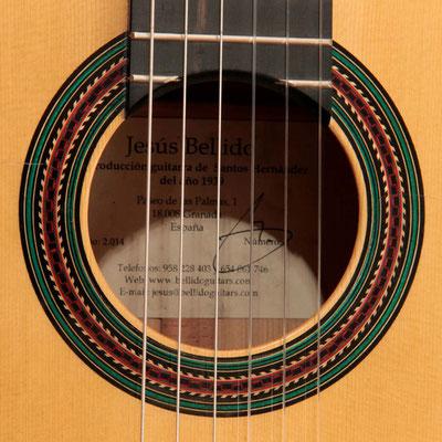 Jesus Bellido 2014 - Guitar 2 - Photo 4