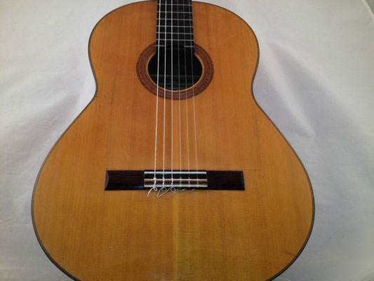 Francisco Barba 1988 - Guitar 1 - Photo 3