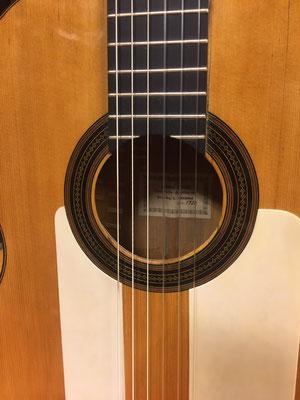 Domingo Esteso 1930 - Guitar 3 - Photo 26