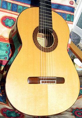 Manuel Bellido 1994 - Guitar 1 - Photo 2