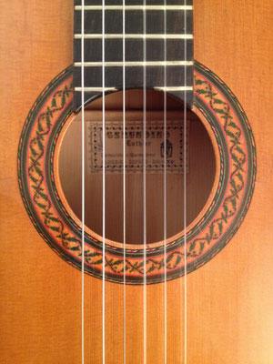 Gerundino Fernandez 1974 - Guitar 1 - Photo 2