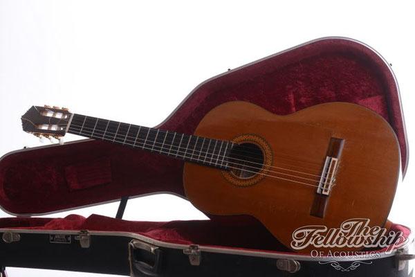 Gerundino Fernandez 1996 - Guitar 1 - Photo 9
