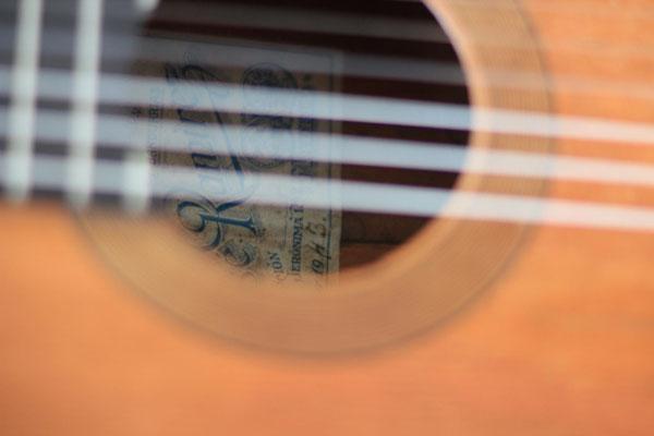 Jose Ramirez 1943 - Guitar 1 - Photo 4