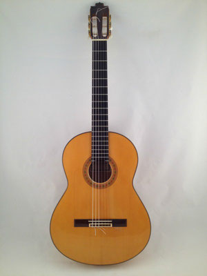 Francisco Barba 1995 - Guitar 2 - Photo 14