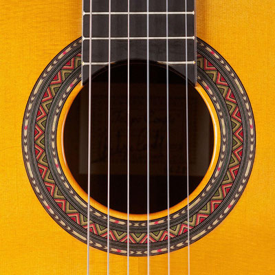 Felipe Conde 2015 - Guitar 6 - Photo 3