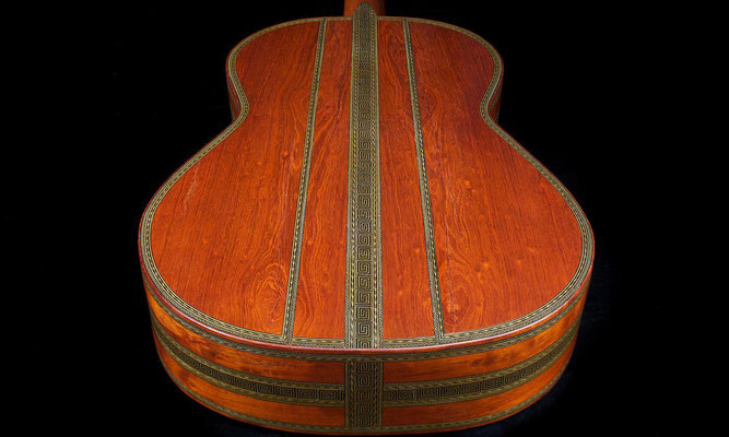 Antonio de Torres 1860 - Guitar 1 - Photo 7