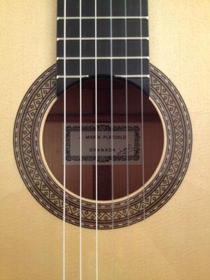 Jose Marin Plazuelo 2013 - Guitar 1 - Photo 1