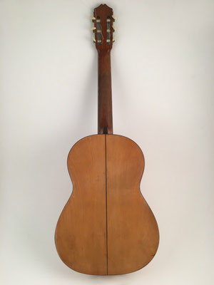 Santos Hernandez 1935 - Paco Cepero - Guitar 2 - Photo 28