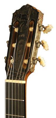 Domingo Esteso 1920 - Guitar 3 - Photo 3