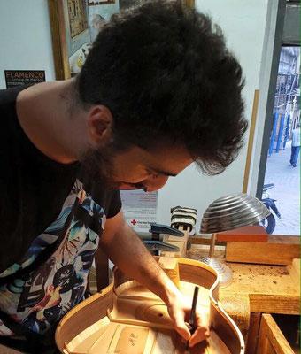Mariano Conde 2016 - Guitar 8 - Photo 2