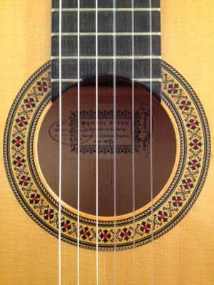 Manuel Reyes 1991 - Guitar 2 - Photo 1