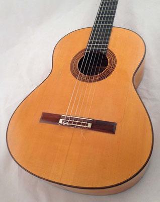 Manuel Reyes 1974 - Guitar 4 - Photo 7