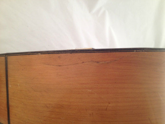Domingo Esteso 1939 - Guitar 1 - Photo 13