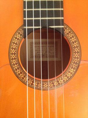 Hermanos Conde 1974 - Guitar 2 - Photo 7