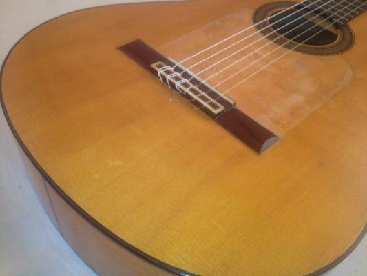 Jose Ramirez 1960 - Guitar 3 - Photo 5