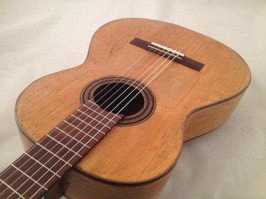 Domingo Esteso 1935 - Guitar 2 - Photo 6