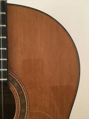 Miguel Rodriguez 1971 - Guitar 2 - Photo 21