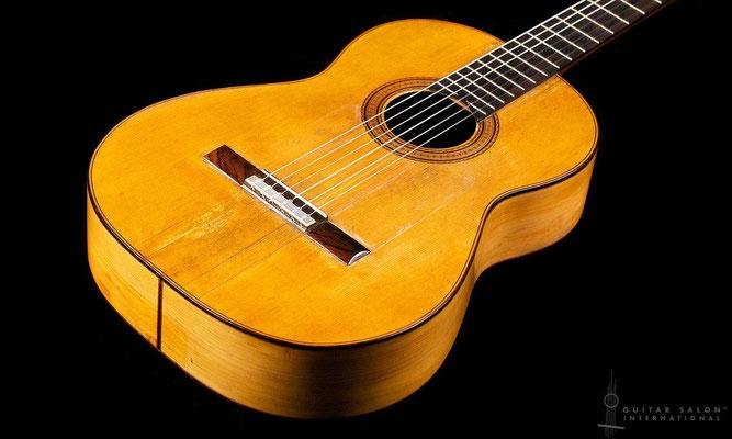 Arcangel Fernandez 1957 - Guitar 1 - Photo 5