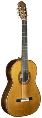 Antonio de Torres 1867 - Guitar 1 - Photo 3