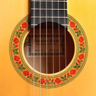 Francisco Barba 2007 - Guitar 1 - Photo 5