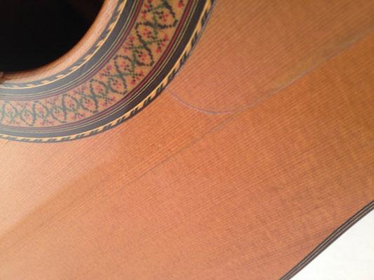 Jose Ramirez 1999- Guitar 1 - Photo 15