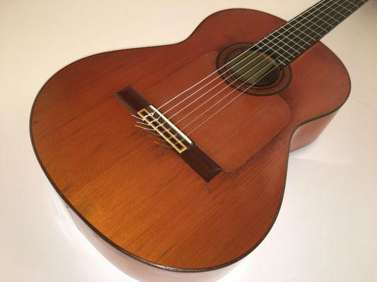 Jose Ramirez 1968 - Guitar 4 - Photo 10