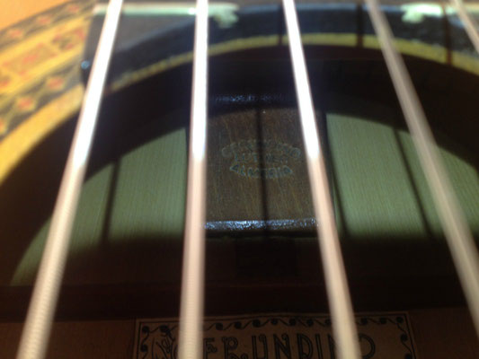 Gerundino Fernandez 1987 - Pepe Habichuela - Guitar 2 - Photo 25
