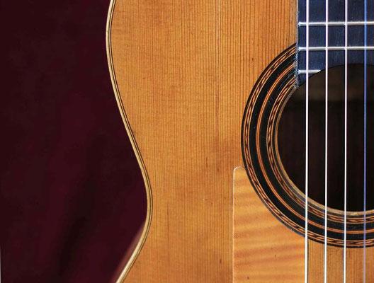 Santos Hernandez 1925 - Guitar 3 - Photo 2