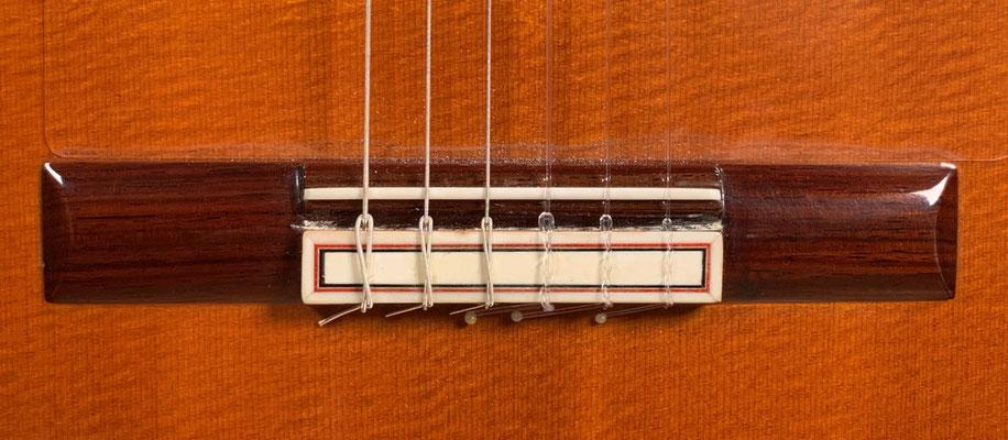 Hermanos Conde 1980 - Paco de Lucia - Bridge - Guitar 1 - Photo 12