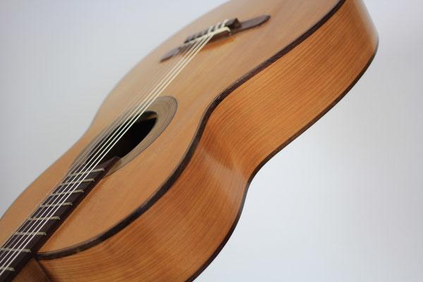 Jose Ramirez 1905 - Guitar 1 - Photo 11