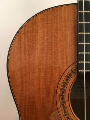 Miguel Rodriguez 1968 - Guitar 2 - Photo 28