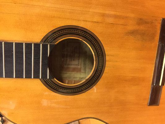 Domingo Esteso 1930 - Guitar 3 - Photo 22