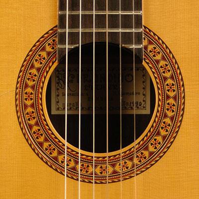 Gerundino Fernandez 1990 - Guitar 1 - Photo 5