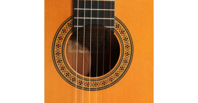 Manuel Reyes 1980 - Guitar 1 - Photo 8