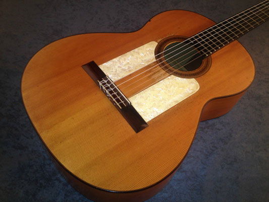 Miguel Rodriguez 1962 - Guitar 4 - Photo 7