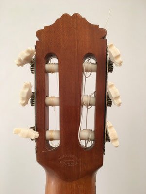 Miguel Rodriguez 1968 - Guitar 2 - Photo 3