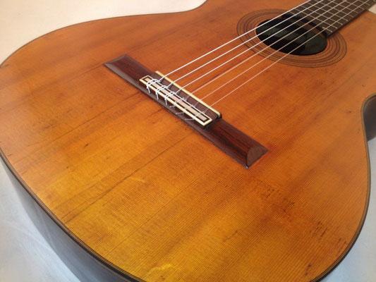 Santos Hernandez 1923 - Guitar 1 - Photo 6