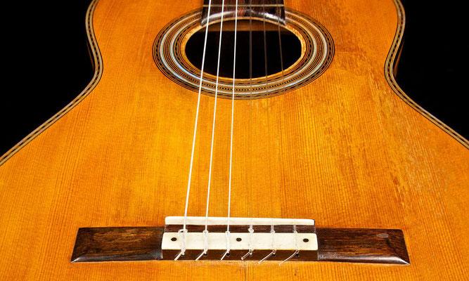 Antonio de Torres 1862 - Guitar 1 - Photo 4