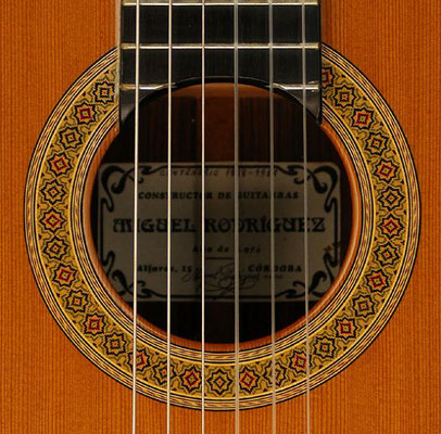 Miguel Rodriguez 1994 - Pepe Romero - Guitar 1 - Photo 6
